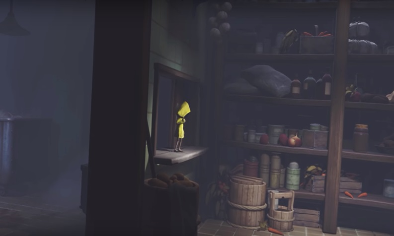 Little Nightmares на Андроид
