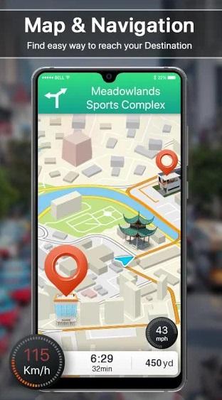 Live Earthview Maps на Андроид