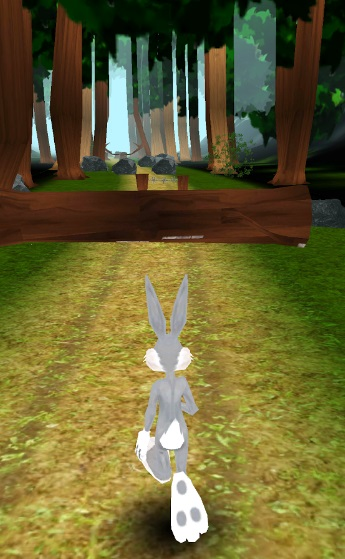 Looney Toons Jungle Dash на ПК
