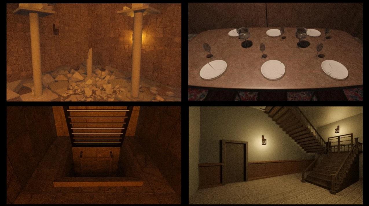 Escape Game: Lost Mansion на Андроид