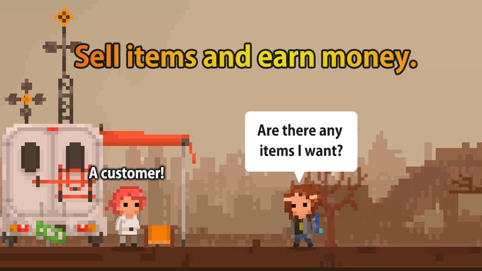 Lost store на Андроид