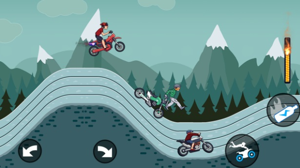 Mad Moto - Motocross racing на ПК