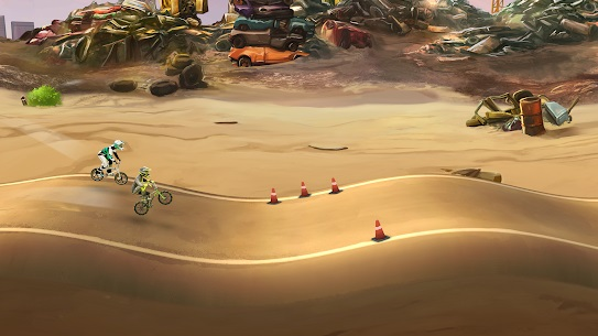 Mad Skills BMX 2 на Андроид