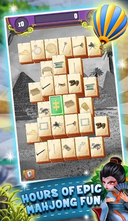 Mahjong World Tour на Андроид
