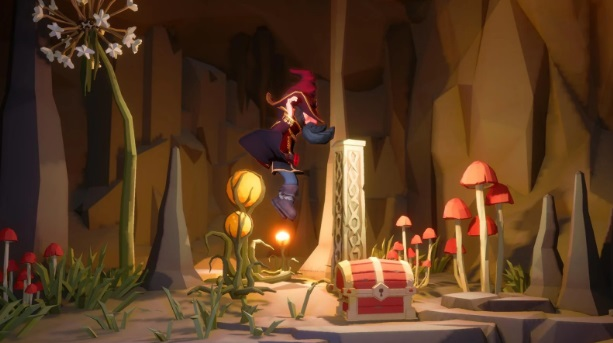 Mage and The Mystic Dungeon на Андроид
