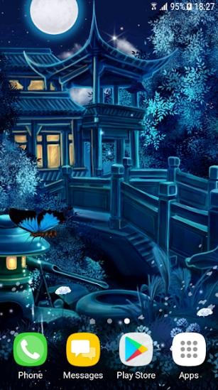 Магическая Ночь — Живые Обои
