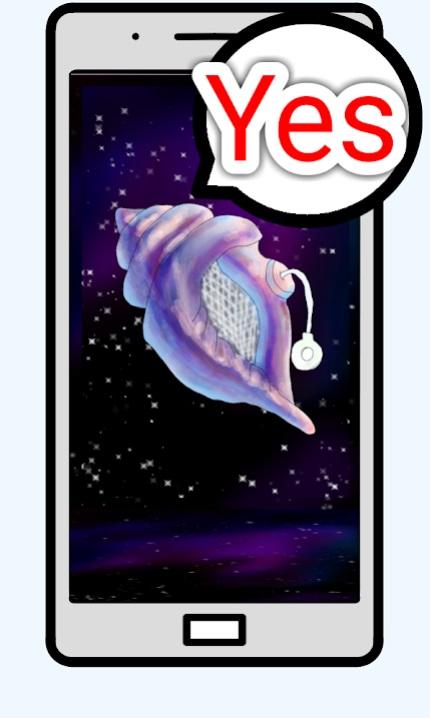 Magic Conch Shell на Андроид