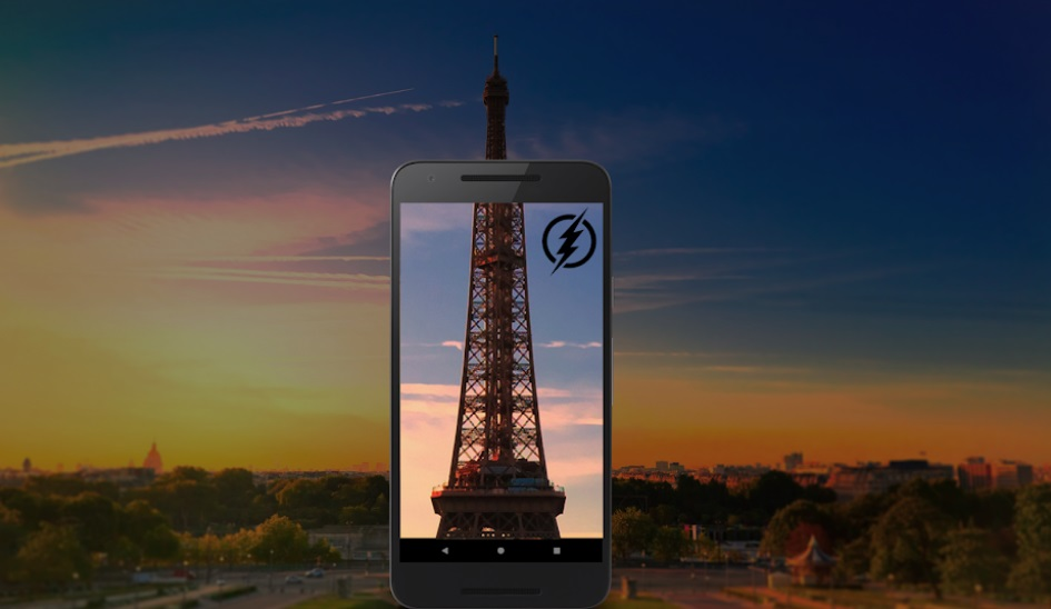 Magnifying Glass with Flashlight 2018 на Андроид