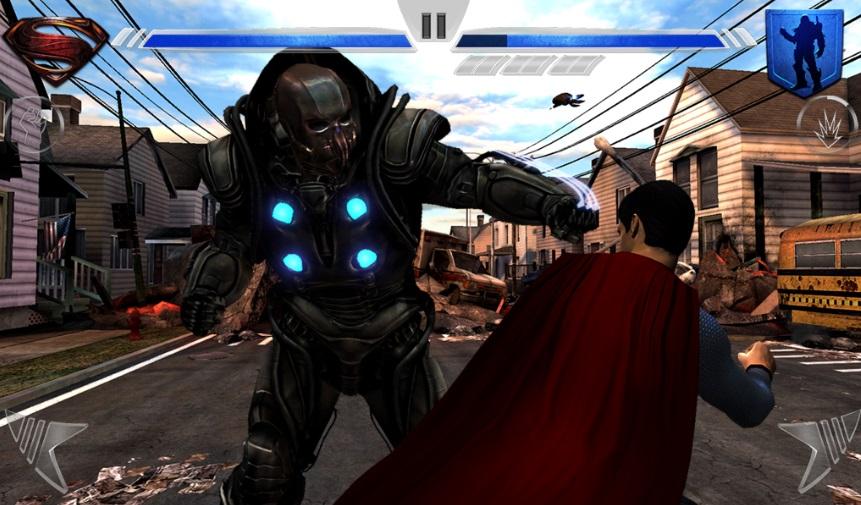 Man Of Steel на Андроид