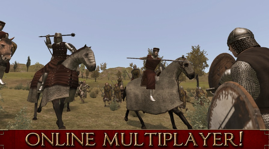 Mount and Blade: Warband на Андроид