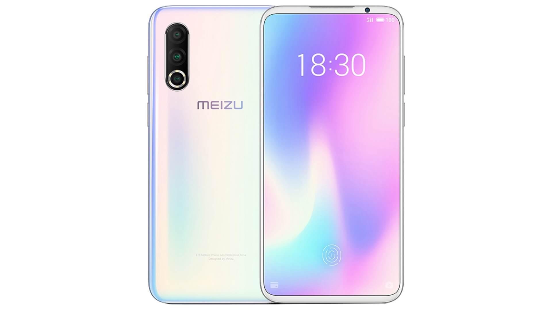 Смартфон Meizu 16T — дата выхода, обзор