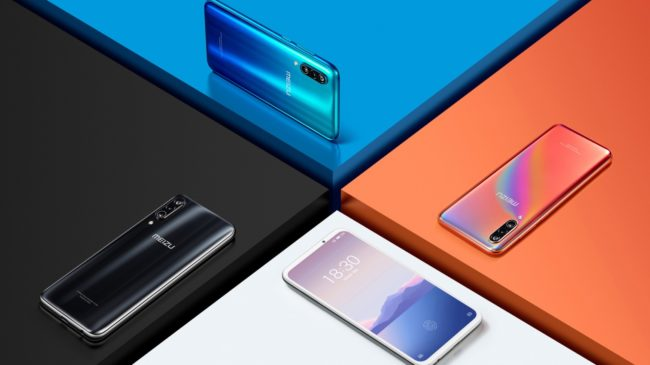 телефон Meizu 16Xs