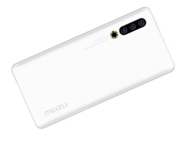 Meizu 17 камера