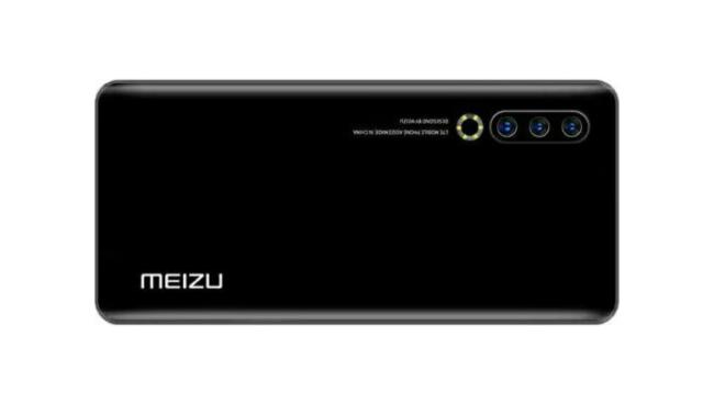 телефон Meizu 17