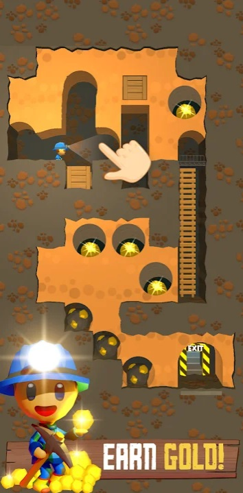 Mine Rescue на Андроид