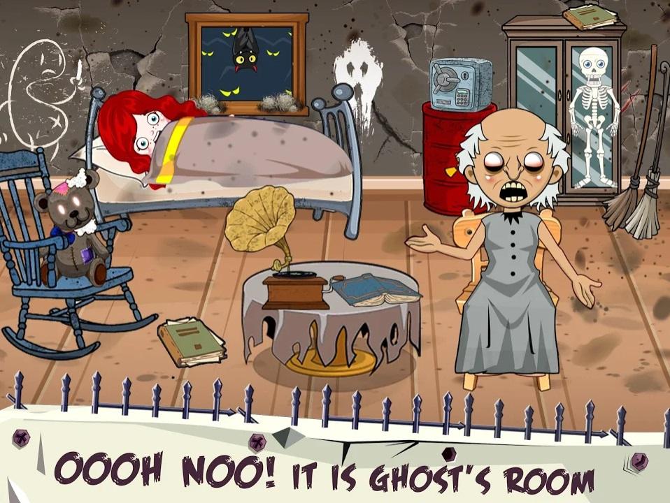 Scary Granny House на Андроид