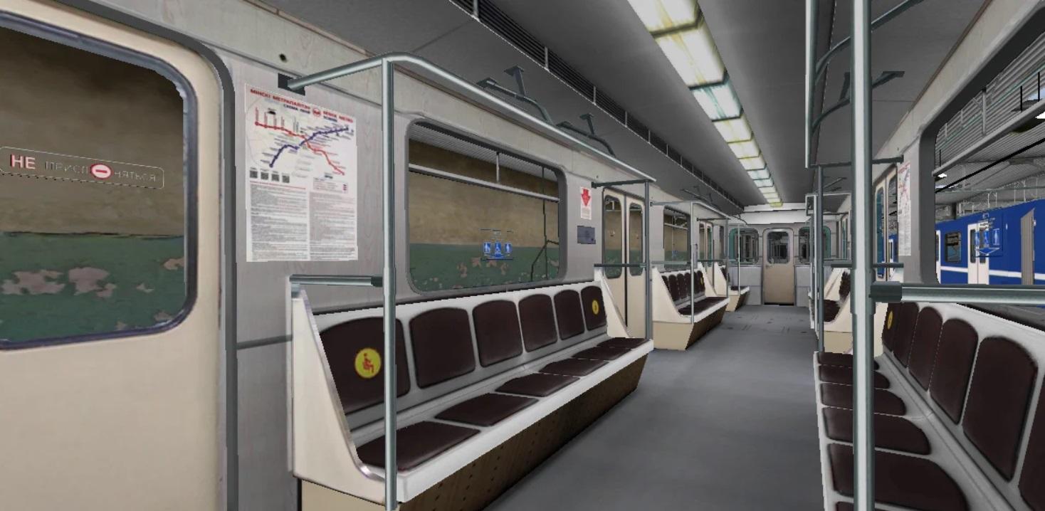 Minsk Subway Simulator на Андроид