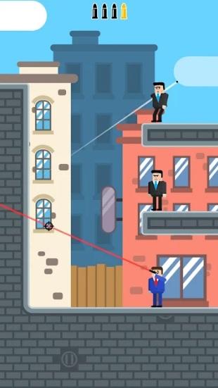 М-р Пуля — шпионские задачки на Андроид