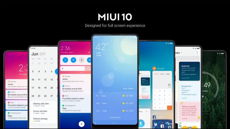 Для Mi Pad 4 и других устройств Xiaomi стала доступна MIUI 10 Global Beta