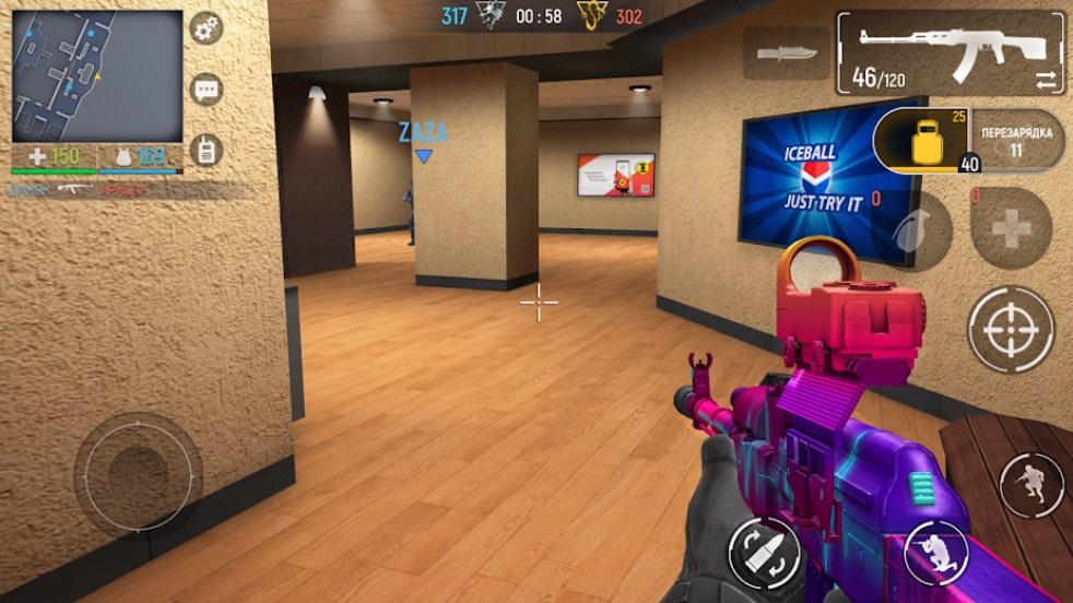 Modern Ops - Стрелялки Онлайн (FPS Шутер) на Андроид