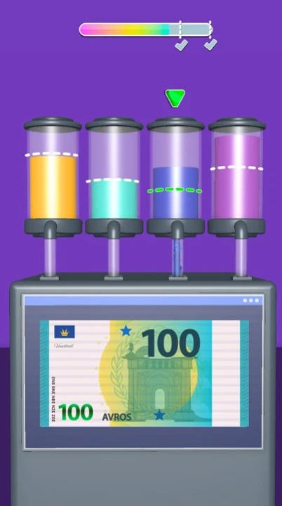 Money Maker 3D - Print Cash на Андроид