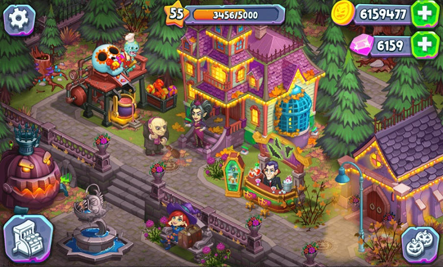 Monster Farm на Андроид