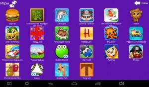 MonsterPad - обзор детского планшета
