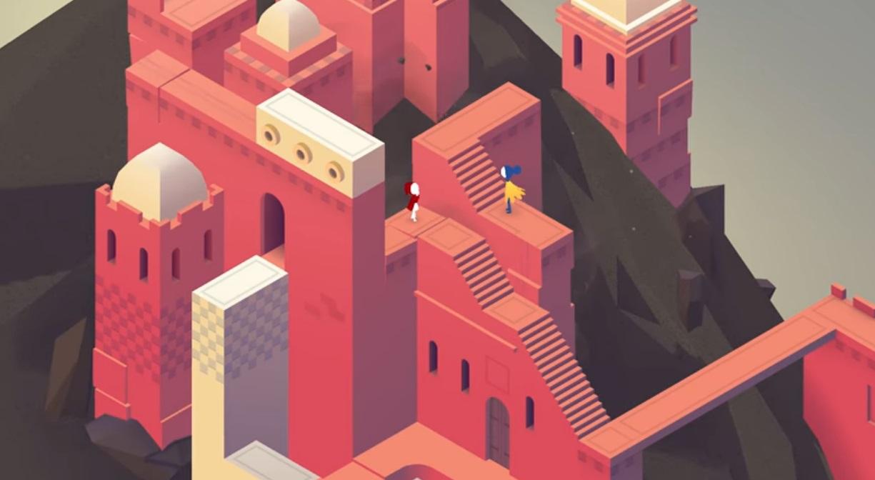 Monument Valley 2 на Андроид