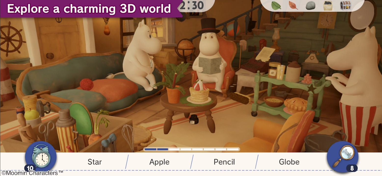 Moomin Valley: Hidden & Found на Андроид