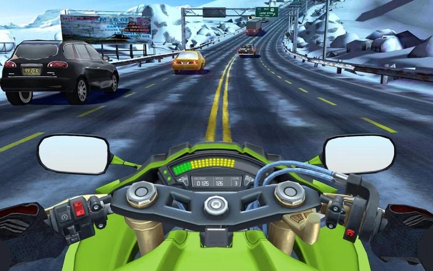 Moto Rider GO: Highway Traffic на Андроид