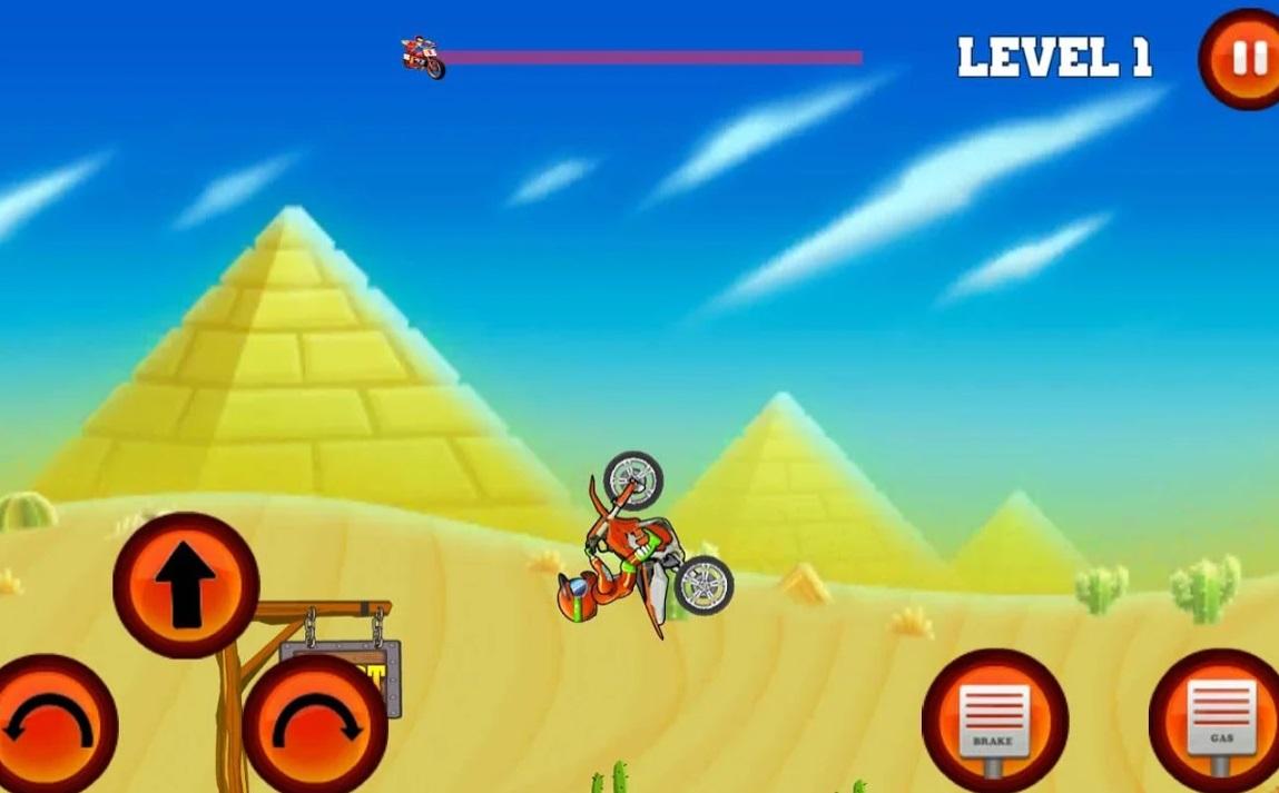 Motorcycle Bike Racing на Андроид