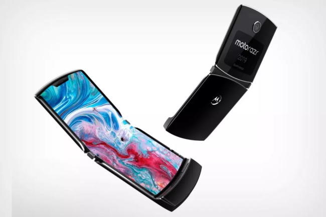 телефон motorola razr 2019