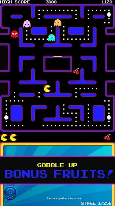 Ms. Pac-Man на Андроид