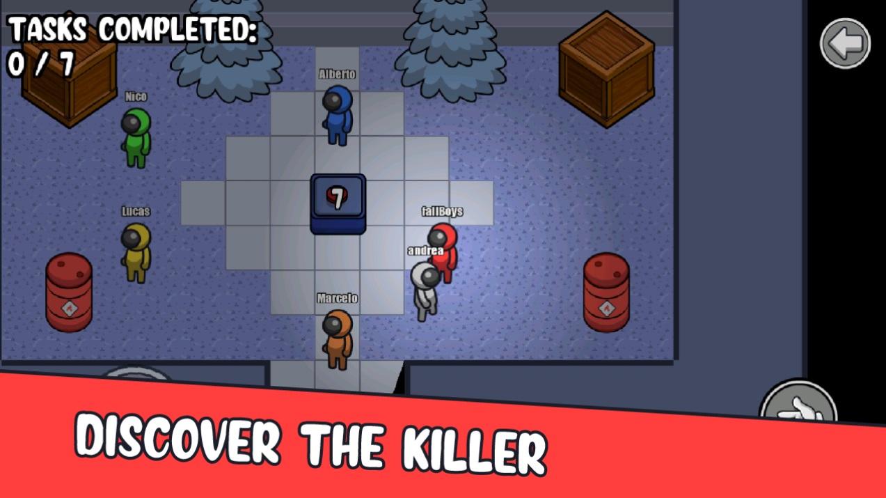 Murder Us на Андроид