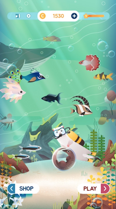 My Little Aquarium на Андроид