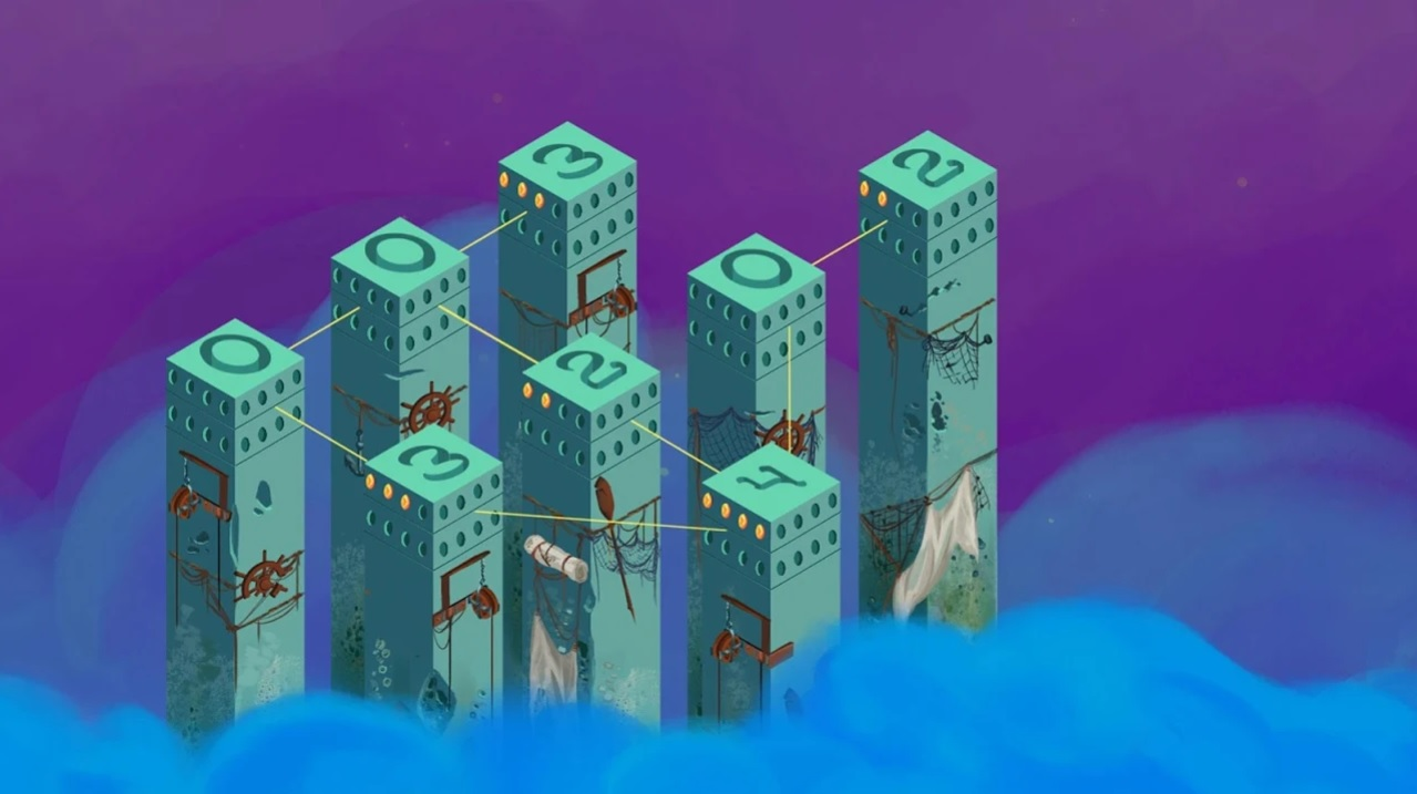 Mystic Pillars на Андроид