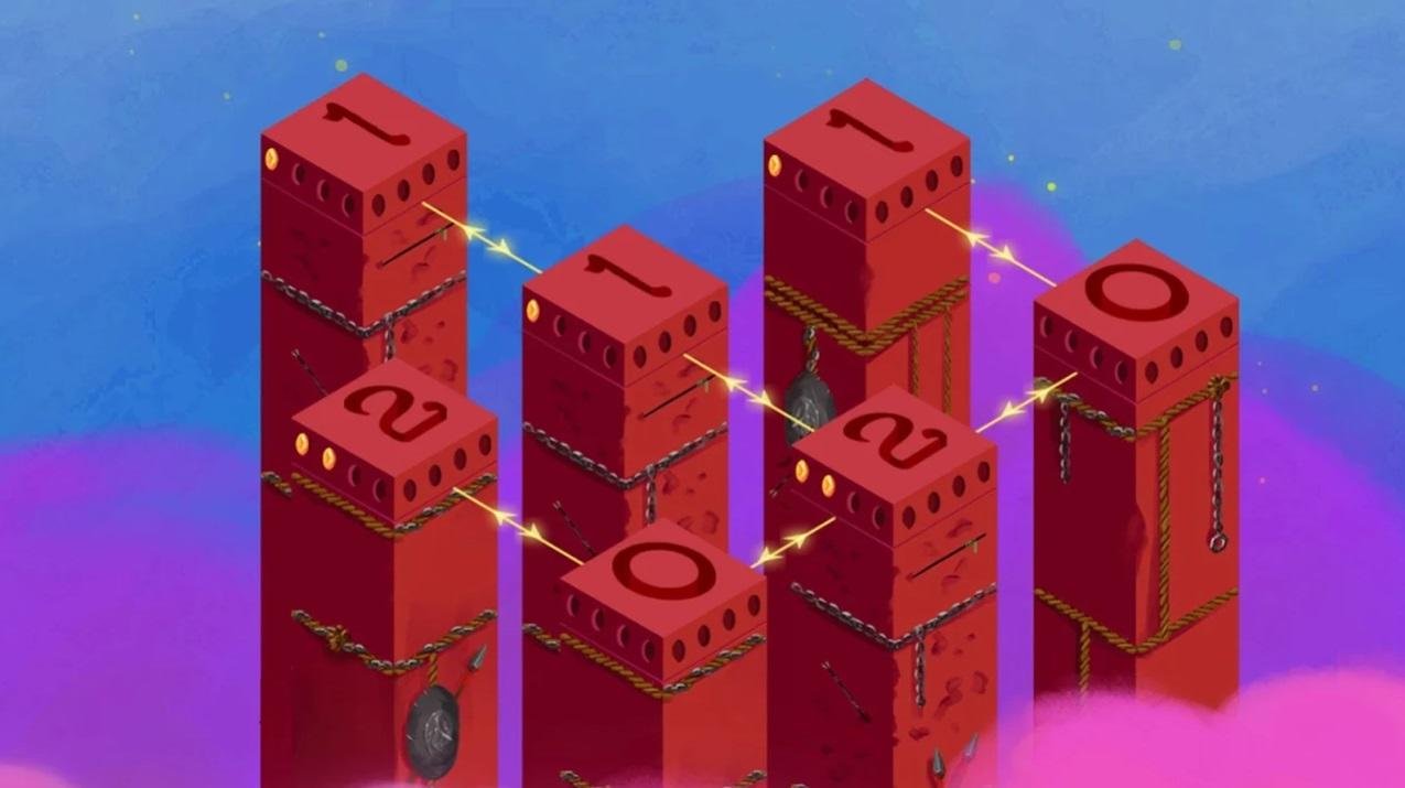 Mystic Pillarss на Андроид