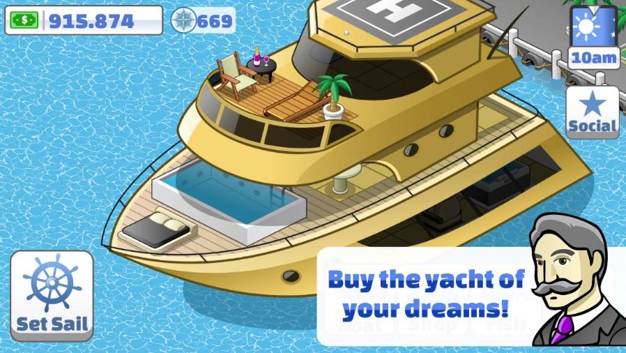 Nautical Life на Андроид