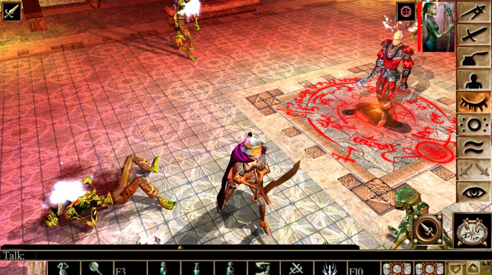 Neverwinter Nights: Enhanced Edition на Андроид