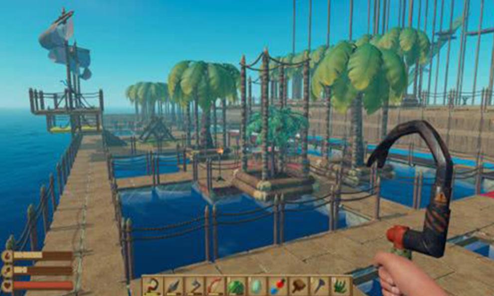 New Adventures In Raft! - Raft Gameplay на Андроид