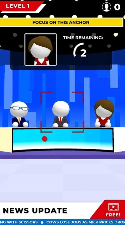 Newsroom Simulator на Андроид