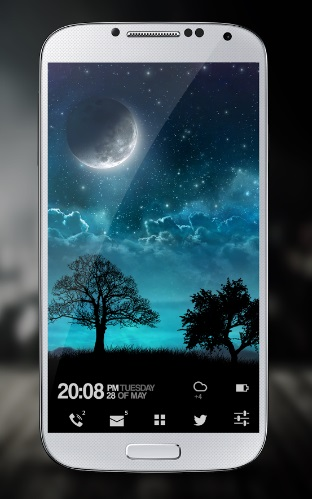 Dream Night - Free Live Wallpaper на ПК