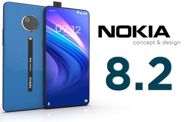 смартфон Nokia 8.2