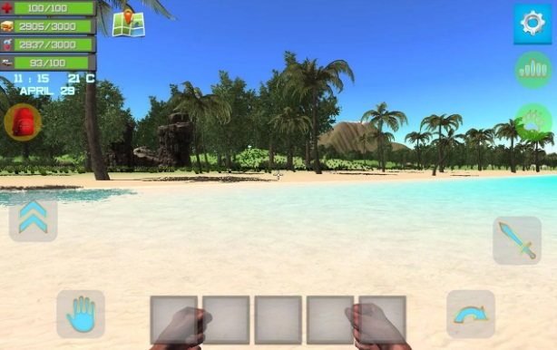 Ocean Is Home: Survival Island на Андроид