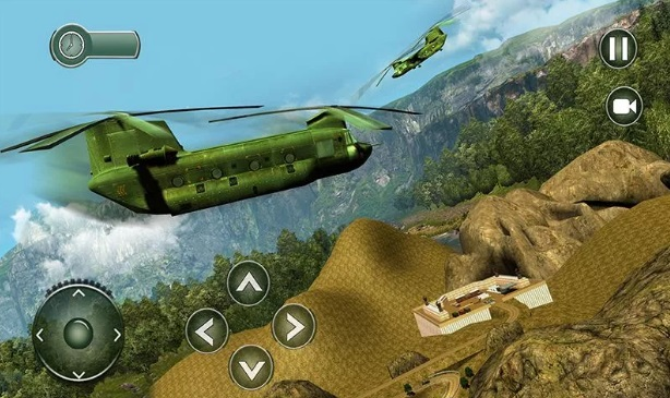 OffRoad US Army Transport Sim на ПК