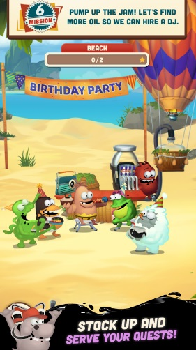 Oil Hunt 2 - Birthday Party на Андроид