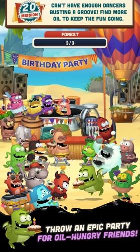 Oil Hunt 2 - Birthday Party на ПК