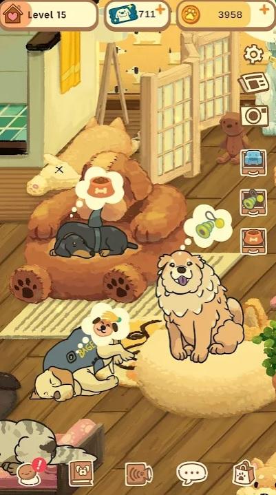 Old Friends Dog Game на Андроид