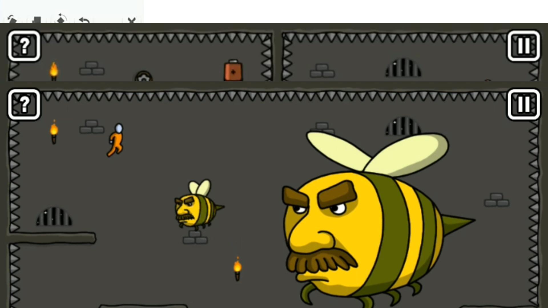 One Level 3: Stickman Jailbreak на Андроид
