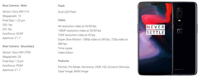 oneplus-6-camera-specs